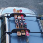Nosači za skije obavezna su oprema automobila kojemu je cilj skijalište