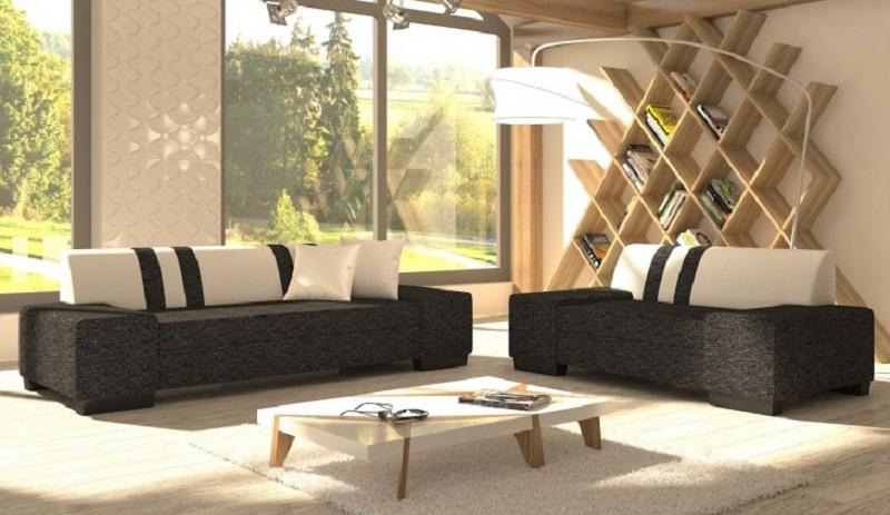 Kutne sjedeće garniture omogućit će vam da maksimalno iskoristite prostor