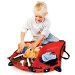 Dječji koferi su korisni i zabavni