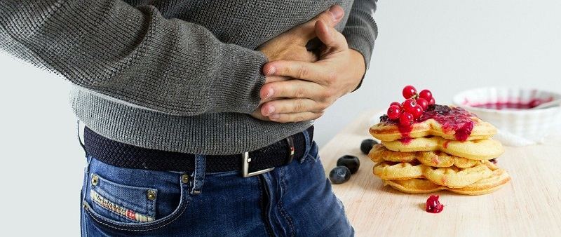 Nadutost želuca većinom je posljedica konzumiranja masnih namirnica